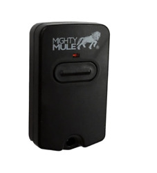 3 Pack Fm135 Mighty Mule Gate Opener Entry Transmitter Remote