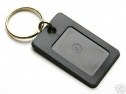 Black Plastic Keychains. Lot Of 7500 For 0.15 Each.