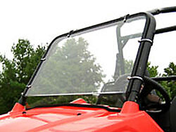 Hard Windshield For Polaris Rzr 570 800 800s 900 - Polycarbonate - Commercial
