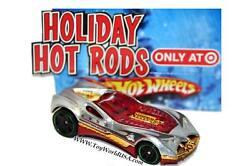 2010 Hot Wheels Target Holiday Hot Rods Cul8r