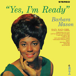 Barbara Mason - Yes, I'm Ready And Oh How It Hurts 180g 2-lp Reissue New Arctic
