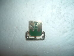 Military Insignia Crest Dui 519th Military Police Mp Service To The Troops