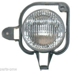 New Fog Light Driving Lamp LH / FOR 1998-03 FORD ESCORT COUPE