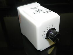 Potter And Brumfield Chb-38-70021 Time Delay Relay Timer 1.0-10 Sec. New