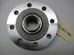 New Tug Gse Baggage Towing Tractor Hub-splined Pn T6-2001-606