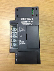 Ge Fanuc Series 90-30 24-48vdc 30w Power Supply Model Ic693pwr322a