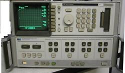 Make Offer Hp/agilent 8510b Warranty Will Consider Any Offers