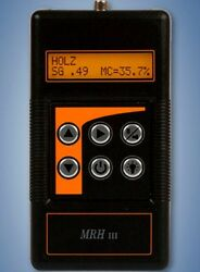 Mrh Digital Moisture And Humidity Inspection Kit With Rh And Wood Probe 3 To 40