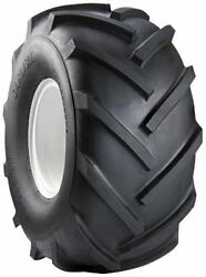 1 New 20x10.00-8 Carlisle Lawn And Garden Tractor Super Lug Tires 6l03301