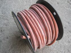 Red Silicon Ignition Cable 100' Roll 10,000 Vac E63100