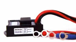 Dual Battery Isolating Charging Module For Fishing Boats Dbcm-40 40 Amp