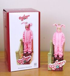 A Christmas Story Carlton Cards Ralphie Bunny Suit Ornament Out Of Production