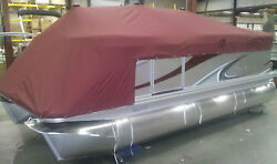 Gillgetter Pontoon Boat Cover 20and039