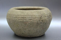 B.c.a.d Art- 2000 - 200 B.c- Ban Chiang Pottery Vessel From Thailand