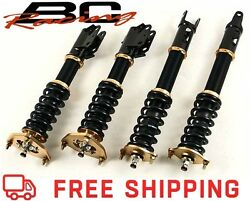 Bc Racing Br Series Coilovers Fits 2012-2013 Vw Golf R W/o Dcc - H-14