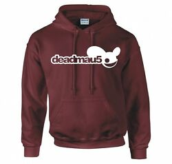 Deadmou5 Mouse Logo Hoodie New