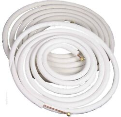 Copper Ductless Mini Split Connection Lineset All Sizes 1/4 3/8 1/2 5/8 3/4