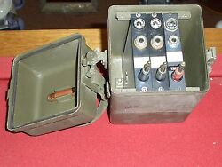 MILITARY SURPLUS MX-2915PT TELEPHONE CIRCUIT JACK SWITCHBOARD FIELD PHONE RADIO