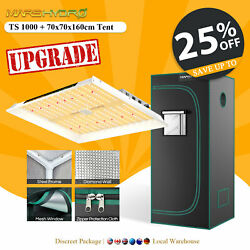 Mars Hydro Ts 1000w Led Grow Light+2and039andtimes2and039 Grow Tent Room Full Spectrum Lamp Kits
