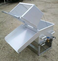 Aluminum & Stainless Crawfish Cooker, Shrimp, Crab, Lobster Cooker Boiling Unit