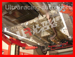Honda Integra Dc5 Ultra Racing Side Lower Side Floor Bar 6 Points Comes In Pair