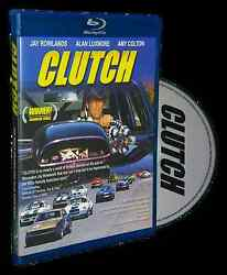 Clutch The Movie Bluray Action/ Drama Movie With Tons Of Muscle Cars In It