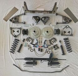 Mustang Ii 2 Suspension 53 54 55 56 57 58 59 60 61 62 63 64 Ford Pick Up Truck