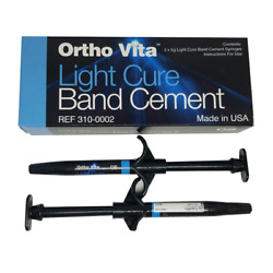 Ortho Vita Kit Blue Cement Contains 2 Sgy X 5 Gm Light Cure / Compomer Cements