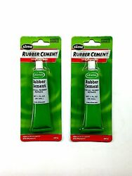 Slime 1051-a 1oz Tube Rubber Cement - Rubber Tire And Bike Repair-buy 1 Get 1 Free
