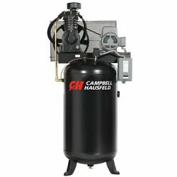 Campbell Hausfeld Commercial 5-hp 80-gallon Two Stage Air Compressor 208v 3-...