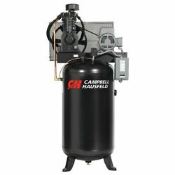 Campbell Hausfeld Commercial 5-hp 80-gallon Two Stage Air Compressor 230v 1-...
