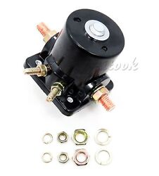 Starter Solenoid Relay For Omc Evinrude 115hp 115 Hp 1984 1985 1986 1987 1988