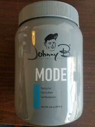 Johnny B Mode Styling Hair Gel 64 Oz Mode Non Alcohol New Container New