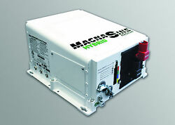 Magnum Msh4024re 4000 Watt 24ms Volt Parallel Inverter With 105a Pfc Charger