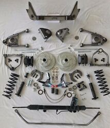 Mustang Ii 2 Suspension 41 42 46 47 48 Ford Coupe Convertible Sedan American Usa