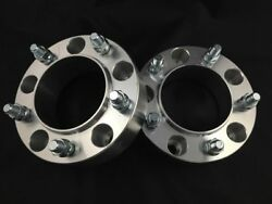 2pc Hubcentric Wheel Spacers   5x150 To 5x150   25mm 1 Inch For Lexus Toyota