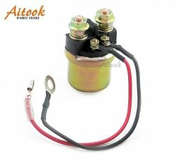 Starter Relay Solenoid For Mercury Outboard 50 50hp 60 60hp 75hp 80hp 4-stroke