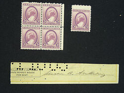 Rare Signature Autograph Of Susan B. Anthony Security Trust Co Check + Stamp