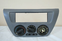 2002 03 04 05 06 Mitsubishi Lancer Climate Control MISSING HANDLE OEM # MR623898