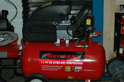 50 Litre 2.0hp 230v Electric Compressor New And Boxed Ct1619