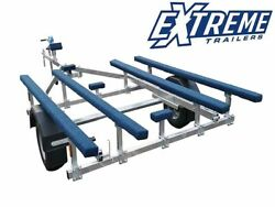 New Extreme 750kg Inflatable Boat Bunktrailer