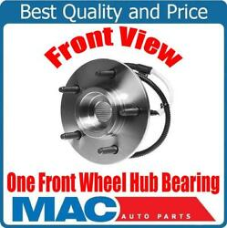 1 100 New Front Wheel Bearing Hub Assembly For 4 Wheel Drive 97-99 Expedition