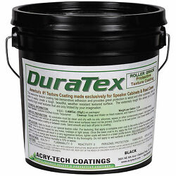 Acry Tech DuraTex Black 1 Gal Roller Grade Cabinet Coating