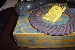 Nors Chevrolet 1936 Std. Ring And Pinion Gear Set Mwx2116-17