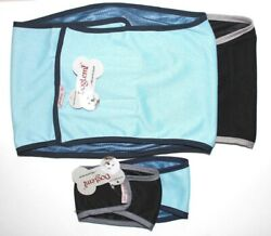 BELLY BAND Dog Diaper Male For SMALL amp; LARGE Breeds Reusable Washable 12quot; 30quot;