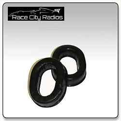Gel Ear Seals For 3x4 Noise Cancelling Headsets - Racing Radios Electronics