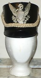 Vintage George Evans And Company Military Shako Type Hat