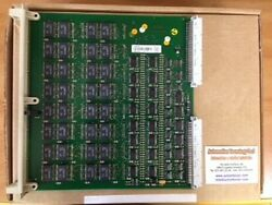 Abb Robot Dsqc 321 4mb 25 Mhz Board Scheda Pc Extended Memory 4mb 3hab2236-1