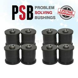 Rear Upper and Lower Arm Bushing Kit Fits 96-04 QX4 & Pathfinder - PSB 594