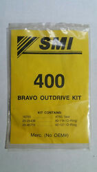 Nos New Old Stock Smi Seaboard Marine 400 Bravo Outdrive Kit Seal And O Rings